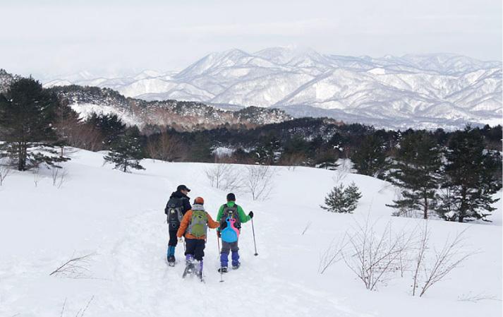 もくもく雪山登山塾