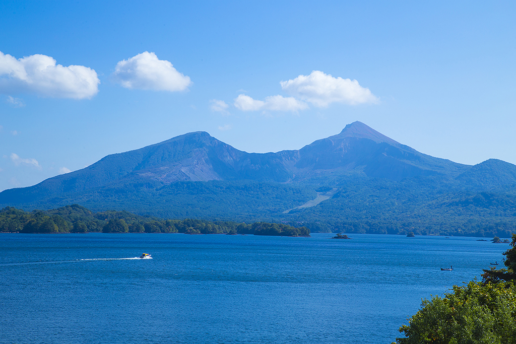 磐梯山が山開きになりました。